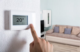 come riscaldare casa